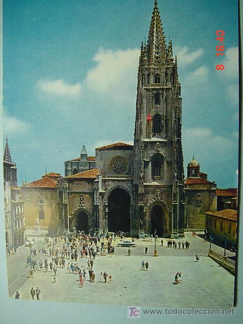 5765 OVIEDO ASTURIAS MIRA MAS POSTALES DE ESTA CIUDAD EN MI TIENDA TC COSAS&CURIOSAS (Postales - España - Asturias Moderna (desde 1.940))