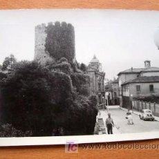 Postales: LLANES - CASTILLO - FOTO Y EDICIONES JOSÉ LUIS ROZAS - AÑOS 60?. Lote 16902911
