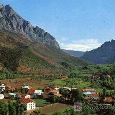 Postales: POSTAL DE PICOS DE EUROPA, VALLE DE VALDEON, POSADA,. Lote 5172342