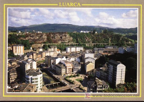 LUARCA. ASTURIAS. VISTA PARCIAL (Postales - España - Asturias Moderna (desde 1.940))