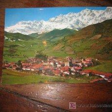 Postales: PICOS DE EUROPA POTES Y MACIZO CENTRAL. Lote 7433420