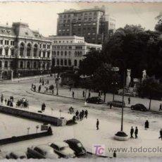 Postales: POSTAL OVIEDO CAMPO DE SAN FRANCISCO ED ALARDE AÑOS 50. Lote 7445552