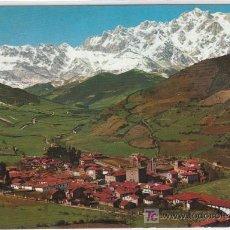 Postales: POSTAL DE ASTURIAS, PICOS DE EUROPA Nº14, POTES Y MACIZO ORIENTAL. Lote 7493721