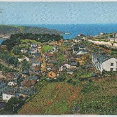 Postales: POSTAL DE LUARCA VISTA PARCIAL ASTURIAS. Lote 12332643