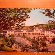 Postales: POSTAL AVILES POBLADO LLARANES ESCRITA. Lote 8489355