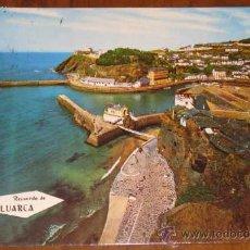 Postales: ANTIGUA POSTAL DE LUARCA (ASTURIAS) - CIRCULADA. Lote 8578567