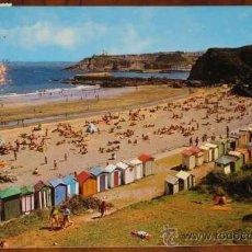 Postales: ANTIGUA POSTAL DE LUARCA (ASTURIAS) - CIRCULADA. Lote 8578574