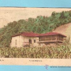 Postales: POSTAL DE UN PAISAJE DE ASTURIAS (OVIEDO). Lote 26256584