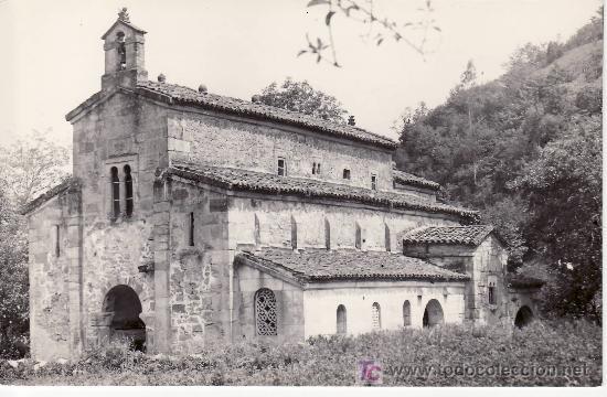 SAN SALVADOR DE VALDEDIOS.ASTURIAS.OVIEDO.NO CIRCULADA. (Postales - España - Asturias Moderna (desde 1.940))
