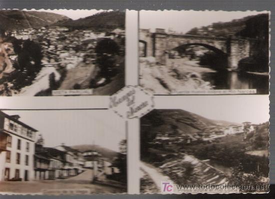 GANGAS DEL NARCEA.VISTAS (Postales - España - Asturias Moderna (desde 1.940))