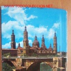 Postales: TIRA DE POSTALES- ZARAGOZA. Lote 16870744