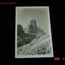 Postales: PICOS DE EUROPA NARANJO DE BULNES DESDE EL CANTONERO MACIZO CENTRAL LOTY. Lote 6621571
