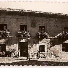Postales: ANTIGUA POSTAL 2 SANTILLANA SANTANDER PARADOR DE GIL BLAS ED.GARCIA GARRABELLA. Lote 9976211
