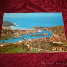 Postales: RIBADESELLA VISTA AEREA ,EDICIONES ALARDE OVIEDO. Lote 10238763