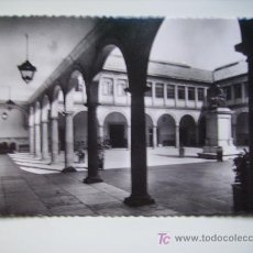 Postales: OVIEDO, PATIO CENTRAL DE LA UNIVERSIDAD. Lote 11106200