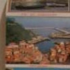 Postales: 10 POSTALES ANTIGUAS CUDILLERO - ASTURIAS - (EN RISTRA) 1987. Lote 27524336