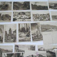 Postales: (GUERRA CIVIL). OVIEDO. COLECCION DE 30 POSTALES. FOTO MENDIA. EDIC. PATRONATO MUNICIPAL DEL TURISMO. Lote 26849873