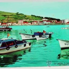 Postales: ANTIGUA FOTO POSTAL DE RIBADESELLA - ASTURIAS - CIRCULADA - ED. ALARDE.. Lote 12360203