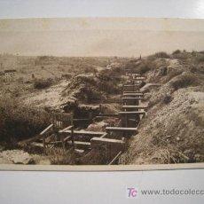 Postales: POSTAL OVIEDO: ATRINCHERAMIENTO CEMENTERIO (PMT). Lote 13158160