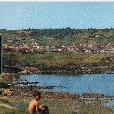Postales: LUANCO - ASTURIAS - VISTA GENERAL - Nº 25 - ED. DOMINGUEZ - AÑO 1971 - CIRCULADA. Lote 14291559
