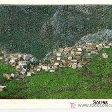 Postales: POSTAL PICOS DE EUROPA SOTRES. Lote 15858417
