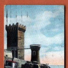 Postales: UNA POSTAL DE PALMA DE MALLORCA TORRE DE PELAIRES Nº 39 EDITADA AM CIRCULADA EL AÑO 1946. Lote 27301968