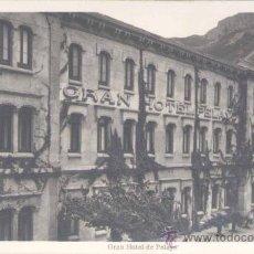 Postales: COVADONGA(ASTURIAS).-GRAN HOTEL DE PELAYO. Lote 15932456