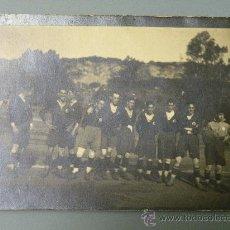 Postales: POSTAL FOTOGRAFICA STADIUM AVILESINO 1920 AVILES ASTURIAS PRADO DE LA ROXA? LAS AROBIAS? CARNERO?. Lote 27218569
