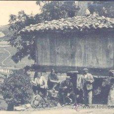 Postales: PUERTO DE PAJARES.-UN HORREO. Lote 15952045