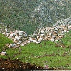 Postales: PICOS DE EUROPA - SOTRES - EDICIONES SICILIA Nº 123 -. Lote 17100890