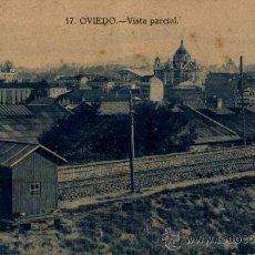 Postales: OVIEDO(ASTURIAS).-VISTA PARCIAL.. Lote 18064588