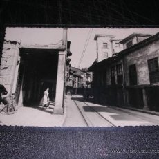 Postales: 15 AVILES - CALLE DE RIVERO. Lote 23069739