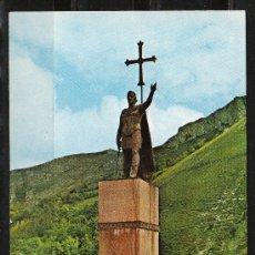 Postales: 11 - COVADONGA. MONUMENTO AL REY DON PELAYO. Lote 18970841