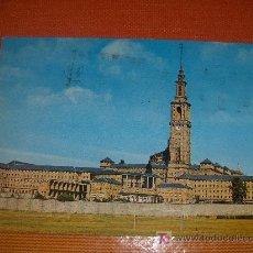 Postales: POSTAL DE GIJÓN ( ASTURIAS ), UNIVERSIDAD LABORAL , EDITORIAL ALARDE 1969, CIRCULADA. Lote 19180485