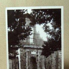 Postales: ANTIGUA POSTAL, Nº 1808, OVIEDO, SANTA MARIA DE NARANCO, MONUMENTO NACIONAL, UNIQUE. Lote 19825606