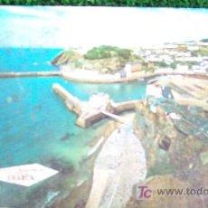 Postales: LUARCA-AÑOS 60-ESCRITA,SELLADA Y CIRCULADA. Lote 20496024