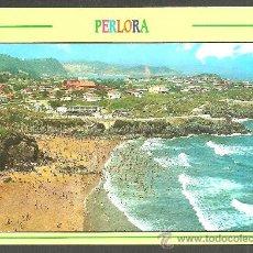 Postales: Nº 2 - PERLORA (ASTURIAS) - PLAYA DE CARRANQUES - ED. ARRIBAS. Lote 20896889