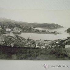 Postales: RIBADESELLA - ASTURIAS - VISTA GENERAL - AÑOS 50/60. Lote 21155286