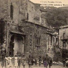 Postales: CUDILLERO-ASTURIAS. Lote 21818648