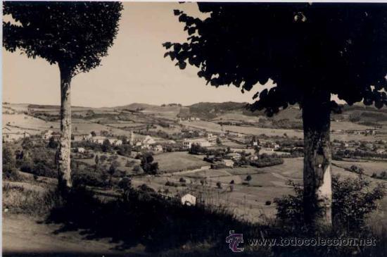 SOTO DEL BARCO (ASTURIAS).- VISTA PARCIAL (Postales - España - Asturias Moderna (desde 1.940))