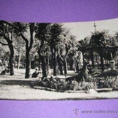 Postales: 5.-AVILES ASTURIAS, PARQUE DEL GENERAL SANJURJO, DISTR. JUAN LAVILLA, 14X9 CM.. Lote 23039984