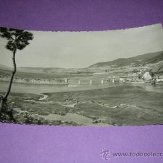 Postales: 12, VEGADEO ASTURIAS, PUENTE DEL FERROCARRIL, CASA RASTREPO, 14X9 CM.. Lote 23109719