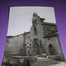 Postales: AVILES,ASTURIAS.IGLESIA DE SAN NICOLAS,CASA FIGUEROLA, EXCL.LA ESCOLAR,POST. FOTOGRAFICA,14X9 CM.. Lote 23125687
