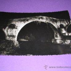 Postales: CANGAS DE ONIS.-PUENTE ROMANO. EDC. ARBESU,FOTG. M. FIGUEROA,14X9 CM.. Lote 23162888