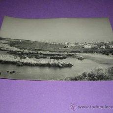 Postales: Nº44 PERLORA, ASTURIAS- PLAYA Y CHALETS DE LA RESIDENCIA POSTAL FOTOGRAFICA, 14,5X9,5 CM.. Lote 23164297