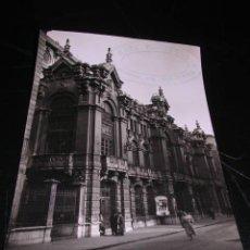 Postales: AVILES,ASTURIAS, -TEATRO PALACIO VALDES, POST. FOTOGRAFICA, M. FIGUEROLA FOTOGRAFO,14X9 CM.. Lote 23385753