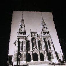 Postales: Nº 4 AVILES ASTURIAS, IGLESIA DE SANTO TOMAS, FOTG. M.FIGUEROLA, 14X9 CM.. Lote 23385821