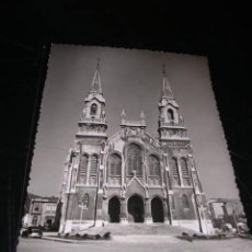 Postales: AVILES- ASTURIAS, IGLESIA DE SANTO TOMAS,14X9 CM.. Lote 23385963