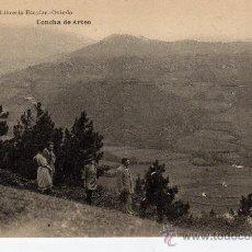 Postales: CONCHA DE ARTEO-ASTURIAS. Lote 23622945
