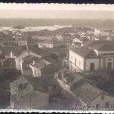 Postales: TAPIA (ASTURIAS).- VISTA GENERAL DE LA VILLA. Lote 23719600